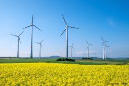 ökostrom energie windkraftwerk