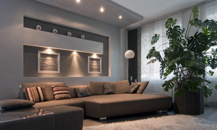Beleuchtung fürs Wohnzimmer