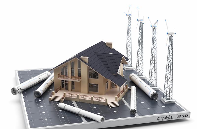 Windkraft für Ihr Eigenheim! - Elektriker und Elektroniker