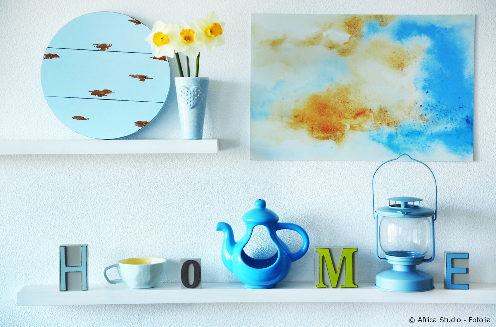 wandfarben richtig kombinieren maler und lackierer. Black Bedroom Furniture Sets. Home Design Ideas