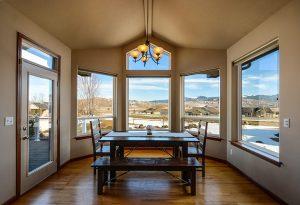 Fünfeckiges Fenster als besondere Fensterform und Hingucker