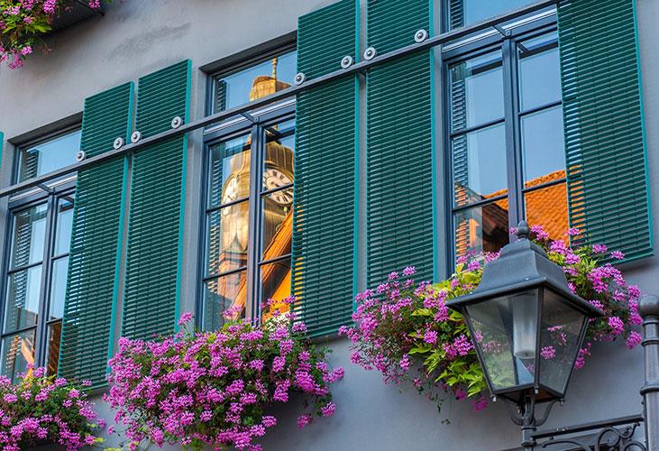 Moderne Fenster sorgen für mehr Energieeffizienz