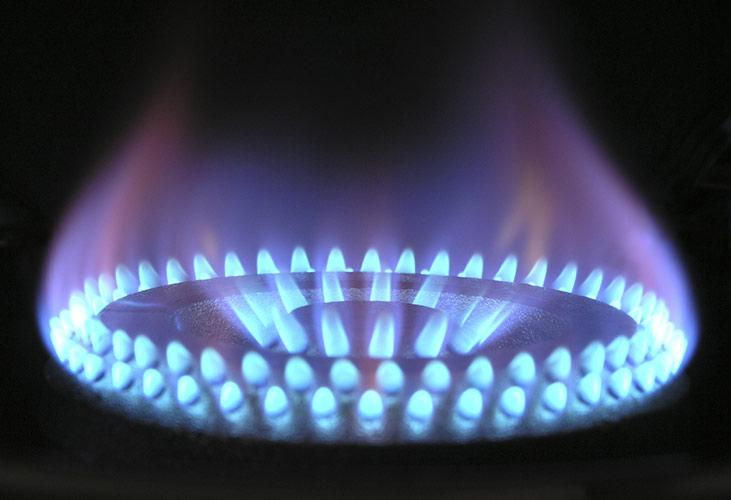 Energie sparen in der Küche mit einem Gasherd