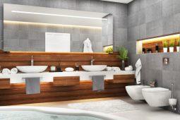Die richtige Beleuchtung fürs Bad
