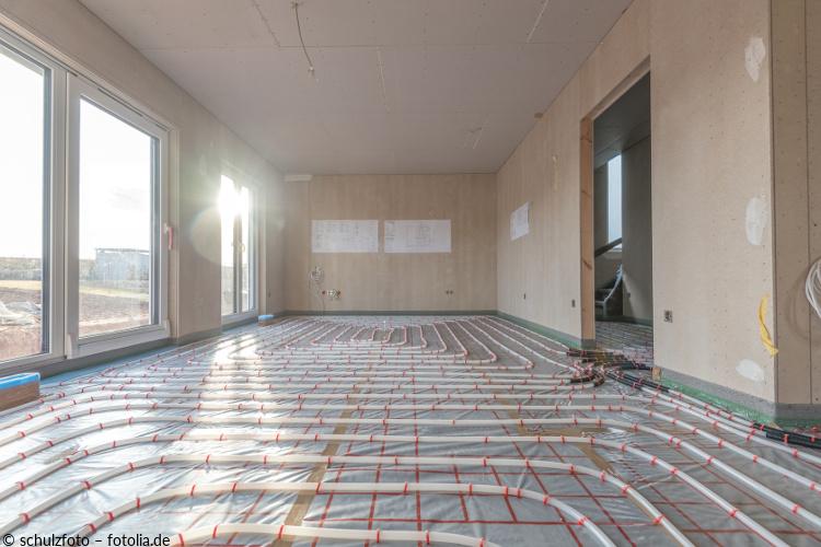 Den Richtigen Bodenbelag Zur Fußbodenheizung Finden Sanitär