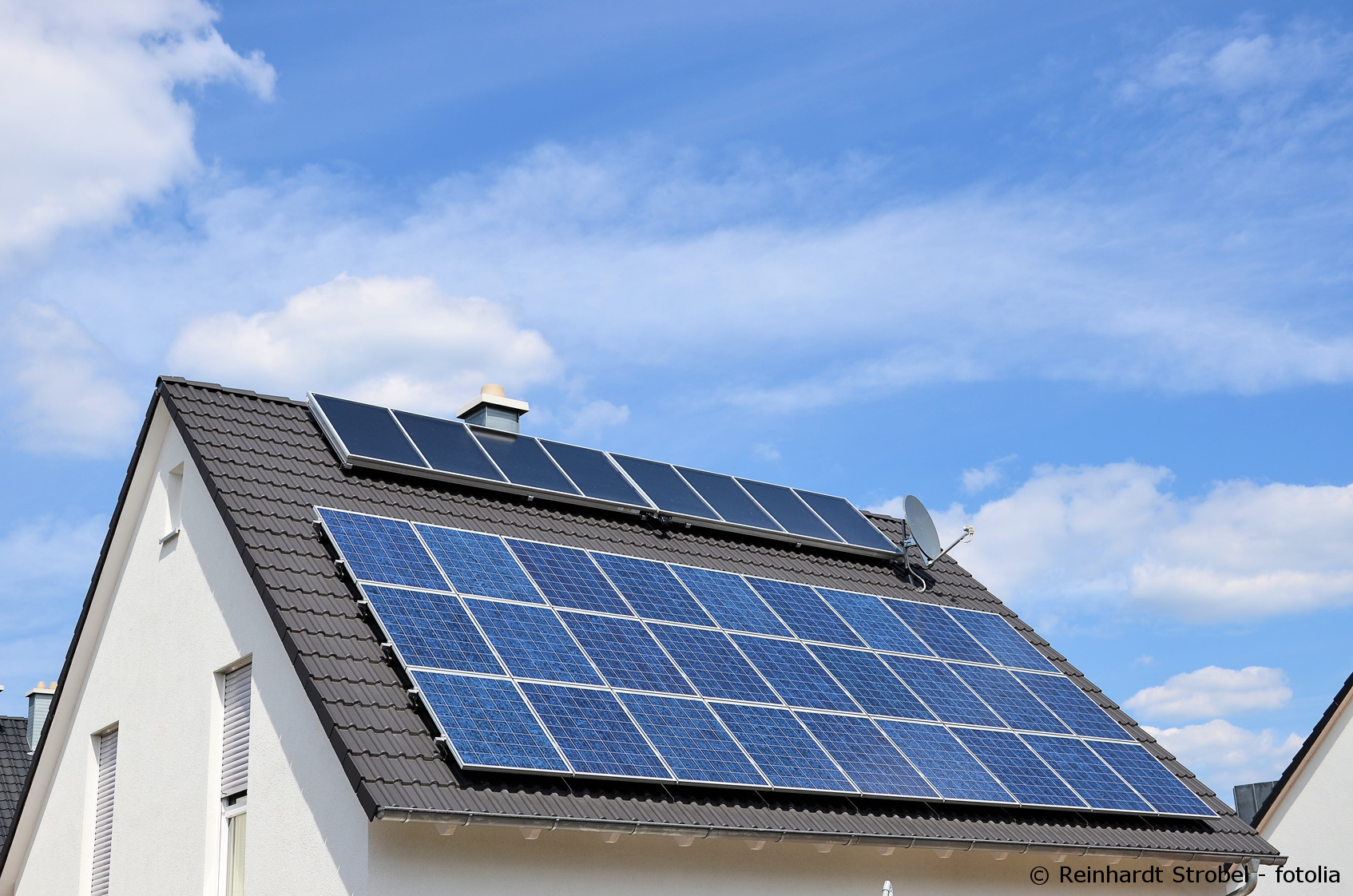 solarthermie die bessere photovoltaik sanit r. Black Bedroom Furniture Sets. Home Design Ideas
