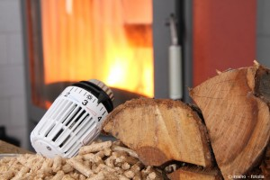 Holzheizen - Sanitär & Heizungsbau
