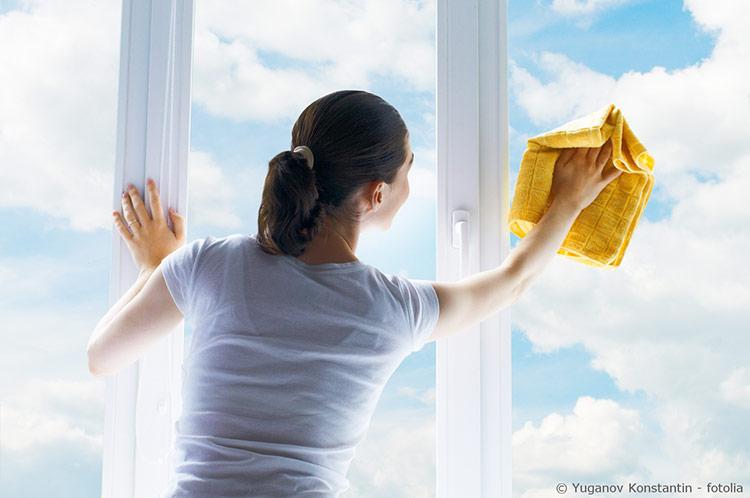 Fensterputzen wir haben die besten tipps und tricks - Am besten fenster putzen ...