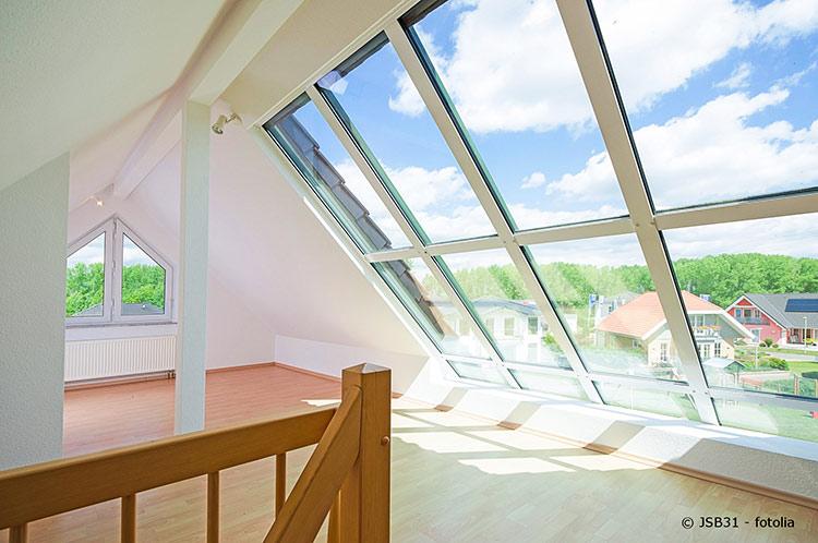 Dachfenster f r jeden geschmack t ren und fenster - Feuchtigkeit am fenster innen ...