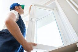 Energie sparen mit neuen Fenstern und Türen