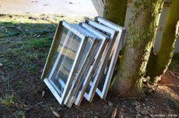 Alte Fenster durch Upcycling wiederverwenden