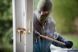 Fenstersicherung gegen Einbrecher