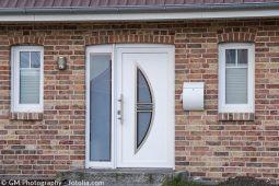 Die passende Haustür finden