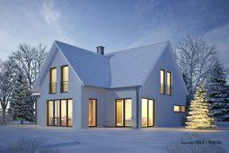 Pflege der Haustür im Winter