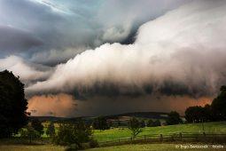Unwetter können hohe Schäden verursachen