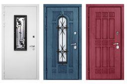 verschiedene Türen