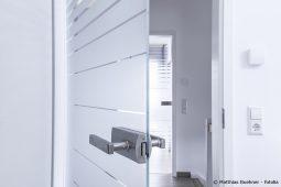 Materialien für Zimmertüren