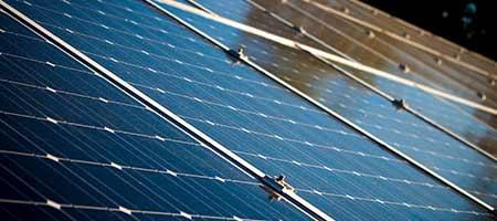 Photovoltaik-Anlage für Solarstrom
