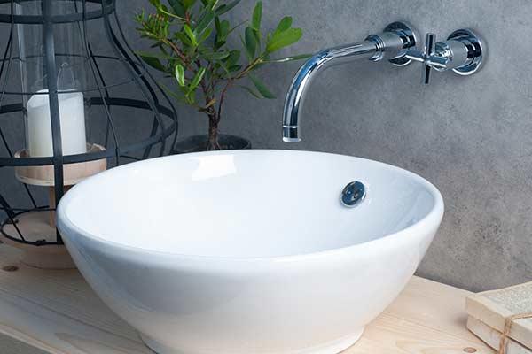 Badgestaltung: Bad nach Feng-Shui