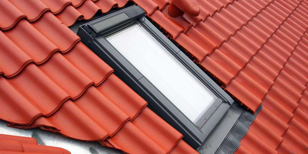 Fensterrahmen aus Aluminium