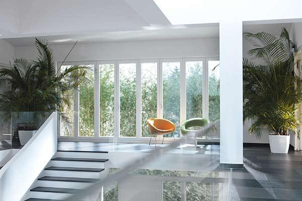 Fensterhersteller WERU mit Produkt AFINO-art