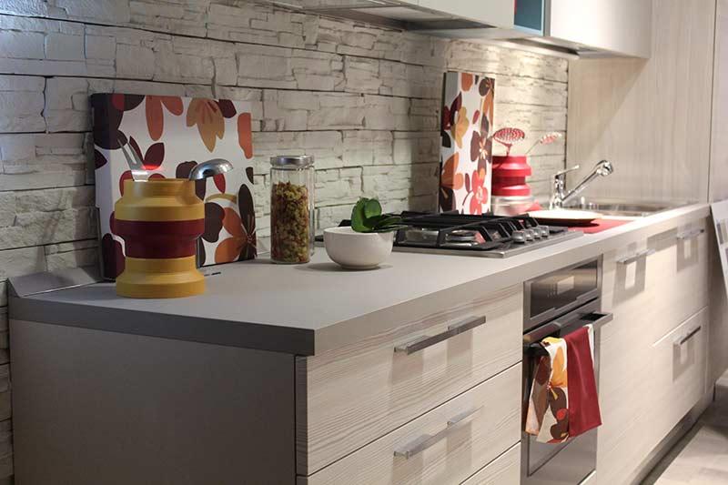 Beispiel für den klassischen Küchenstil