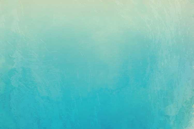 Streichtechnik Farbverlauf zur Wandgestaltung
