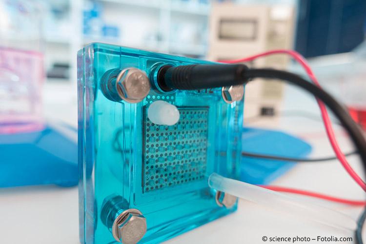 Die Brennstoffzelle ist der Kern einer jeden Brennstoffzellenheizung