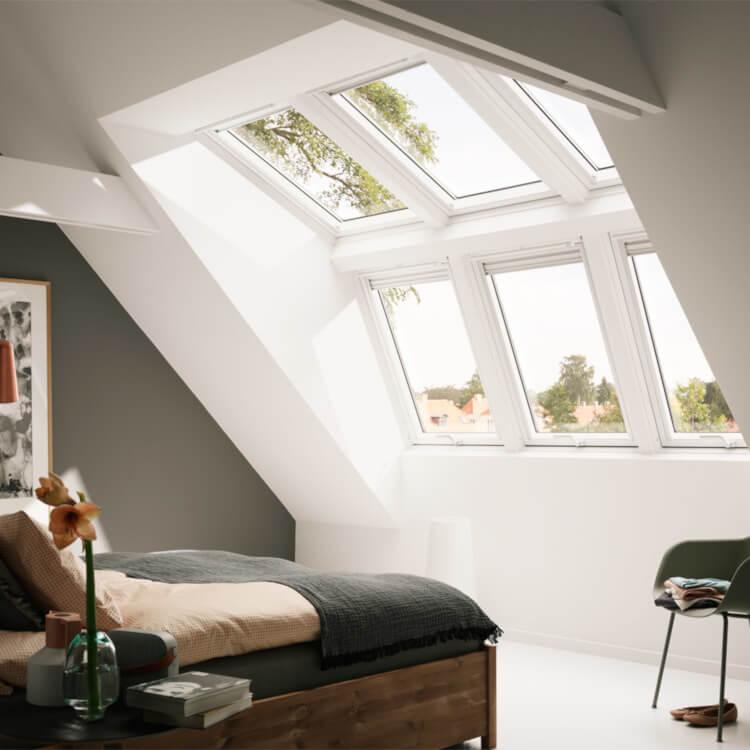 Dachfenster vom Hersteller VELUX