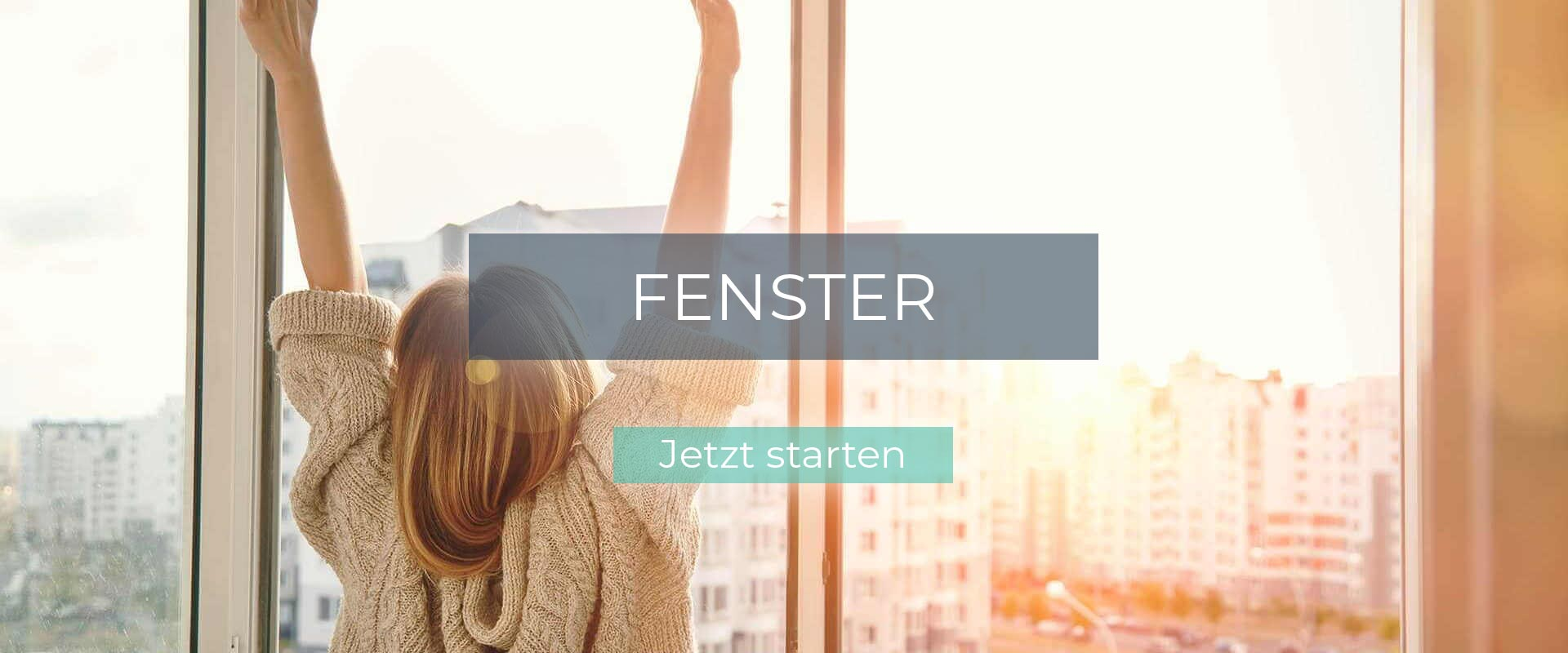 Fenster Slider desktop