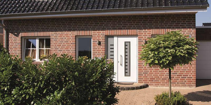 Berühmt Türen-Material im Test » Kunststoff, Holz oder Alu? | entscheider.com MQ22