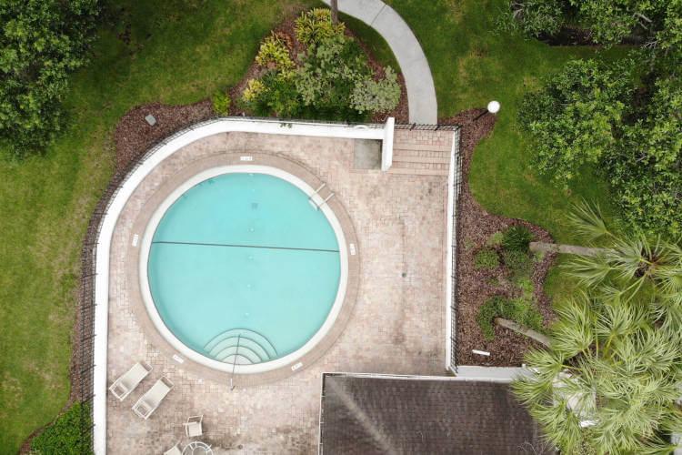 Pool Planung