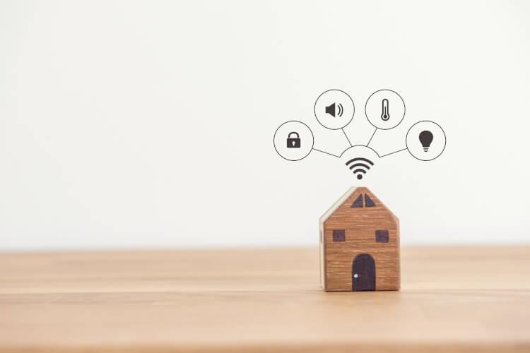 Symbolbild: Smart Home mit seinen Funktionen